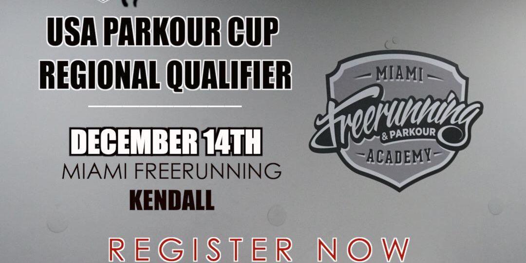 USA Parkour Regional Qualifier